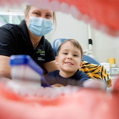 Bild Mundgesundheit in der Zahnarztpraxis Doc Grosch